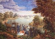 Park, Linton The Burial oil painting picture wholesale