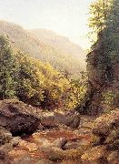 Peale, Harriet Cany View in the Kaaterskill Cove oil painting picture wholesale