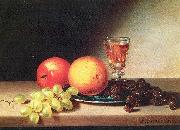 Peale, Sarah Miriam Fruit and Wine oil