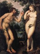 Peter Paul Rubens Adam and Eve (mk01) oil painting picture wholesale