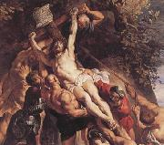 Peter Paul Rubens The Raishing of the Cross (mk01) oil painting picture wholesale