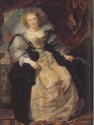Peter Paul Rubens Helena Fourment Seated on a Terrace (mk01) oil painting picture wholesale