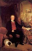 Phillips, Thomas George O'Brien Wyndham, Third Earl of Egremont oil painting picture wholesale