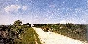 Picknell, William Lamb Road to Concarneau oil painting picture wholesale
