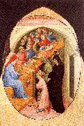 Pietro, Nicolo di Scenes from the Legend of Saint Augustine: oil painting picture wholesale