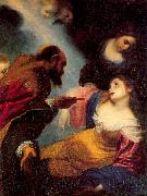Pignoni, Simone The Death of Saint Petronilla oil painting picture wholesale