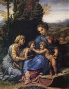 Raphael The Holy Family Known as the Little Holy Family (mk05) oil painting picture wholesale