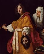 ALLORI  Cristofano Judith with the Head of Holofernes (mk08) oil painting artist