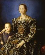 Agnolo Bronzino Eleonora of Toledo and her Son Giovanni (mk08) oil painting picture wholesale
