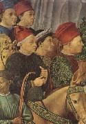 Benozzo Gozzoli Procession of the Magi (mk08) oil painting picture wholesale