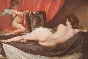 Diego Velazquez Venus at her Mirror (mk08) oil painting artist