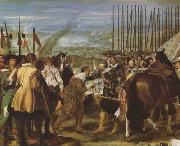 Diego Velazquez The Surrender of Breda (mk08) oil painting picture wholesale