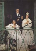 Edouard Manet The Balcony (mk09) oil painting picture wholesale