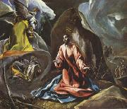 El Greco The Agony in the Garden (mk08) oil painting