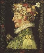 Giuseppe Arcimboldo Spring (mk08) oil painting picture wholesale