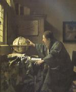 Jan Vermeer The Astronomer (mk05) oil painting picture wholesale
