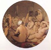 Jean Auguste Dominique Ingres The Turkish Bath (mk09) oil painting picture wholesale