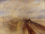Joseph Mallord William Turner Rain,Steam and Speed,The Great Western Railway (mk10) oil painting picture wholesale