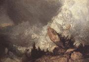 Joseph Mallord William Turner Avalanche in the Grisons (mk10) oil painting picture wholesale