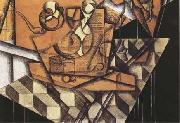 Juan Gris The Teacups (mk09) oil painting artist