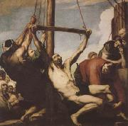 Jusepe de Ribera Martyrdom of St Bartholomew (mk08) oil painting picture wholesale