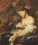 LISS, Johann The Death of Cleopatra (mk08) oil painting picture wholesale