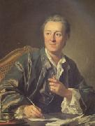 LOO, Louis Michel van Denis Diderot (mk05) oil painting artist