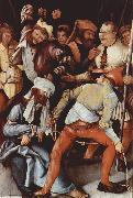 Matthias  Grunewald The Mocking of Christ (mk08) oil painting picture wholesale