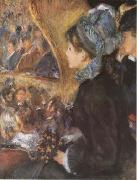 Pierre-Auguste Renoir La Premiere Sortie (The First Outing) (mk09) oil painting artist