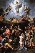 Raphael The Transfiguration (mk08) oil painting picture wholesale
