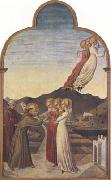 SASSETTA The Mystic  Marriage of St Francis (mk08) oil painting artist