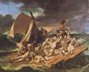 Theodore   Gericault The Raft of the Medusa (sketch) (mk09) oil painting picture wholesale