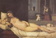 Titian Venus of Urbino (mk08) oil painting picture wholesale