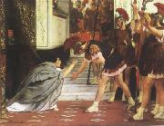 Alma-Tadema, Sir Lawrence The melodrama of such works (mk24) oil painting picture wholesale