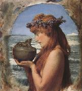 Alma-Tadema, Sir Lawrence Pandora (mk23) oil painting picture wholesale
