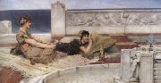 Alma-Tadema, Sir Lawrence Love's Votaries (mk23) oil painting picture wholesale