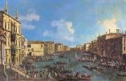Canaletto Regatta on the Canale Grande (mk08) oil painting picture wholesale