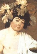 Caravaggio Bacchus (detail) (df01) oil painting picture wholesale