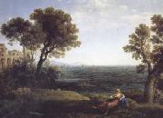 Claude Lorrain Ariadne and Bacchus on Naxos (mk17) oil painting picture wholesale