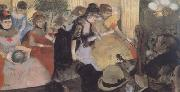 Edgar Degas Cabaret (nn02) oil painting picture wholesale