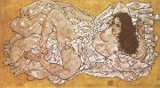 Egon Schiele Liegende Frau (mk12) oil painting picture wholesale