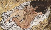 Egon Schiele Embrace (mk12) oil painting picture wholesale