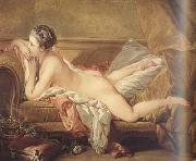 Francois Boucher Blonde Odalisque (mk08) oil painting picture wholesale