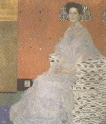Gustav Klimt Portrait of Fritza Riedler (mk12) oil painting picture wholesale