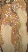 Gustav Klimt Water Serpents II (mk20) oil painting picture wholesale
