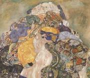 Gustav Klimt Baby (detail) (mk20) oil painting picture wholesale