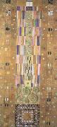 Gustav Klimt Pattern for the Stoclet Frieze (mk20) oil painting artist