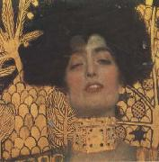 Gustav Klimt Judith I (detail) (mk20) oil painting picture wholesale