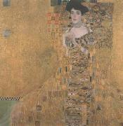 Gustav Klimt Portrait of Adele Bloch-Bauer I (mk20) oil painting artist