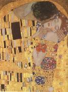 Gustav Klimt The Kiss (detail) (mk20) oil painting artist